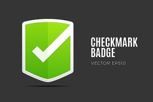 Checkmark Badge