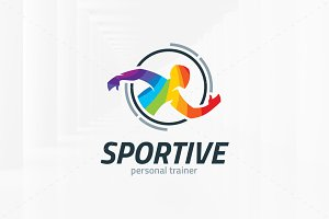 Sportive Logo Template