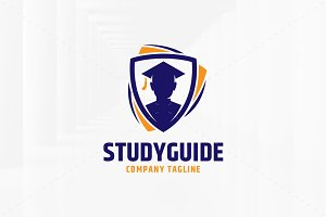 Study Guide Logo Template