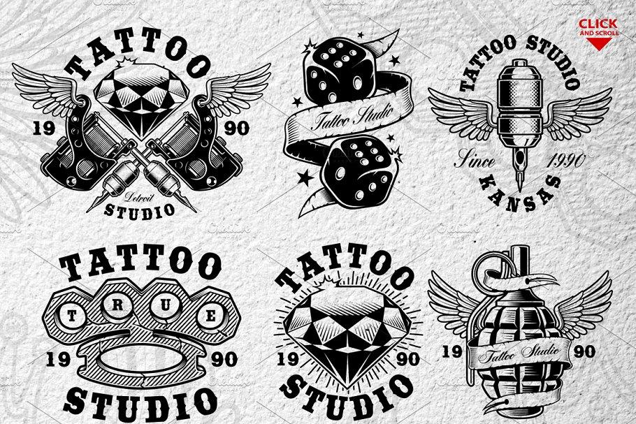 Tattoo Design Bundle