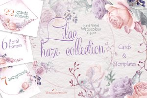 Lilac haze Collection