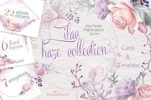Lilac haze Collection