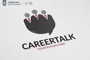Career Talk Logo