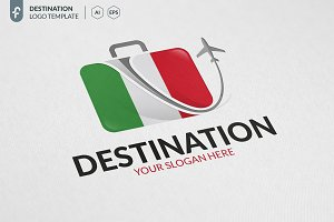 Destination (Italy) Logo