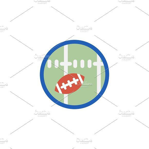 Illustration Of American Football