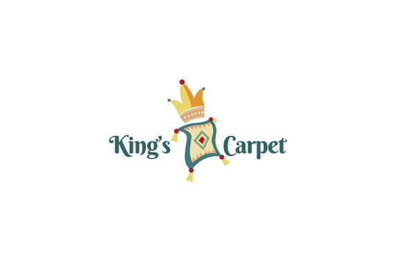 King's Carpet Logo