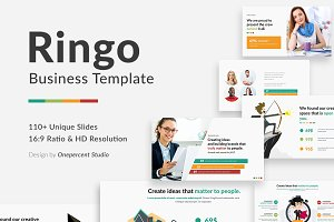 Ringo Business Keynote Template