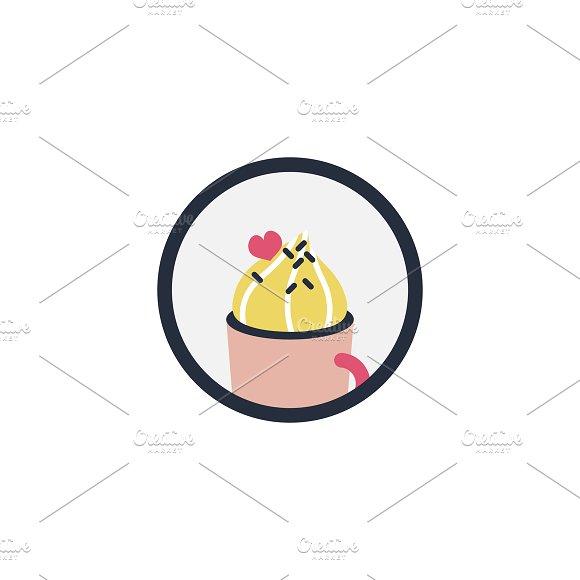 Illustration Of Birthday Icon
