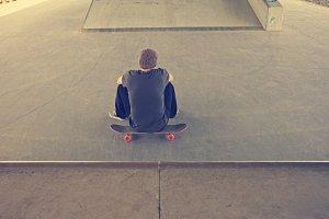 skater's break