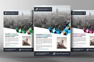 International Flyer Templates