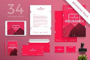 Branding Pack | Insurance Company