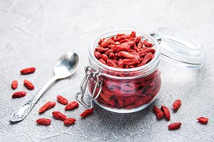 Red goji berry