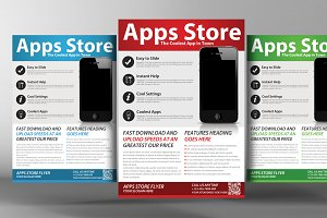 Apps Flyer Template
