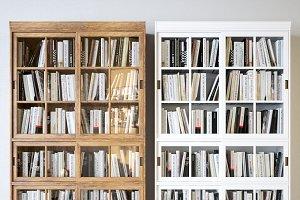 Niemi Gustav books shelves