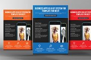 Mobile App Flyer Templates