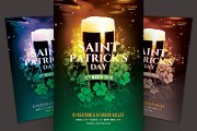 Saint Patrick's Day Flyer
