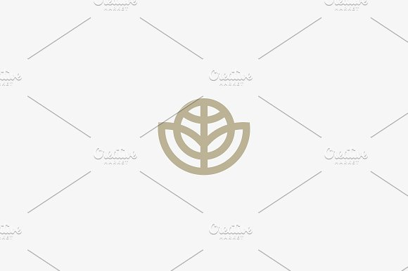 Global Leaf Eco Game Vector Logo