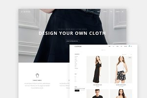 Clomod - Clean WooCommerce Theme