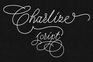 Charlize - 3 fonts