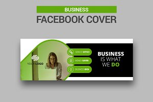 Business Facebook Cover #036