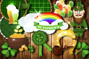 St. Patrick 2 in 1!