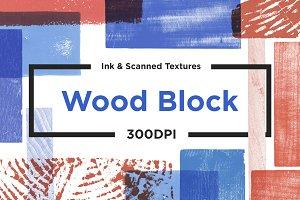 Wood Block Textures