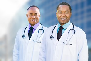 African American Male Doctors
