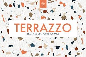 Terrazzo SEAMLESS COMPOSITE TEXTURES