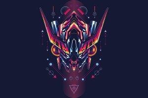 Barbatos-sacred geometry