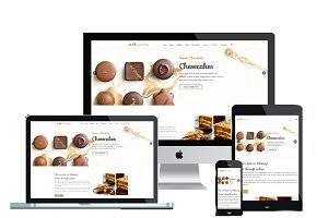 ET Bakery – Bakery WordPress Theme