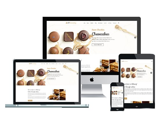 ET Bakery Bakery WordPress Theme