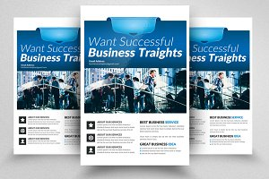 Auditing Firm Business Flyer