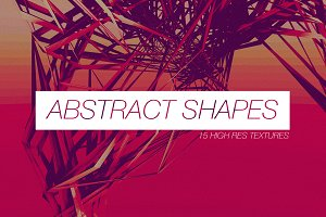 Abstract Shape Textures