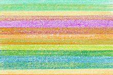 Color pencil strip background