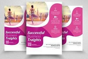 Employment Agency Flyer Templates