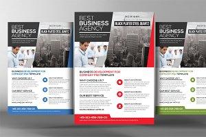 Best Business Agency Flyer