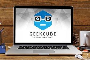 Geek Cube Logo
