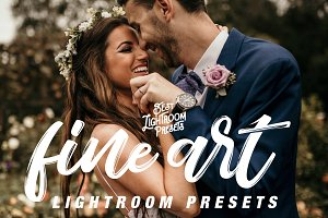 Modern Fine Art Lightroom Presets