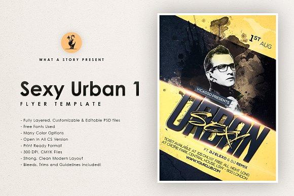 Sexy Urban DJ
