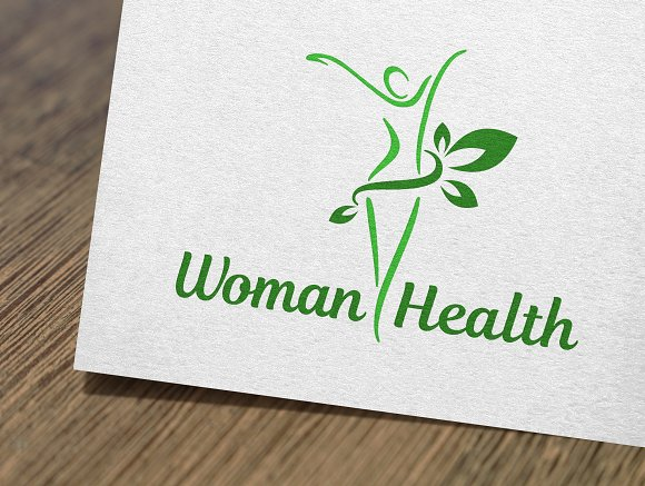 Woman Health Logo