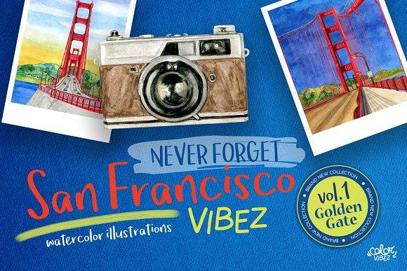 San Francisco Vibez Vol.1