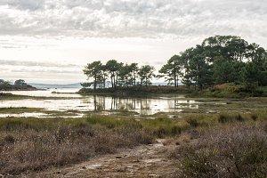 Carreiron natural park, Galicia