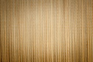 Bamboo Mat Background Image with Vig