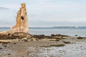Ruins of San Saturn tower, Cambados