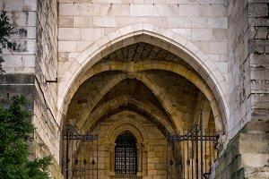 Santander Cathedral, main porch