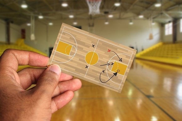 Coach Business Card