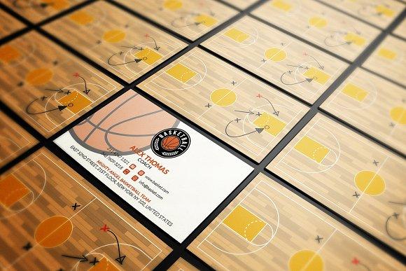 Coach business card business card templates creative market colourmoves