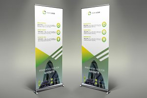 Business Roll Up Banner #101