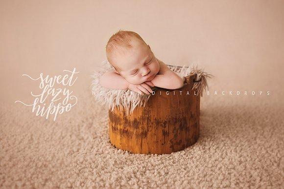 Newborn Digital Backdrop For Boys