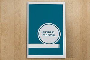 Business Proposal - 14 pages-V28